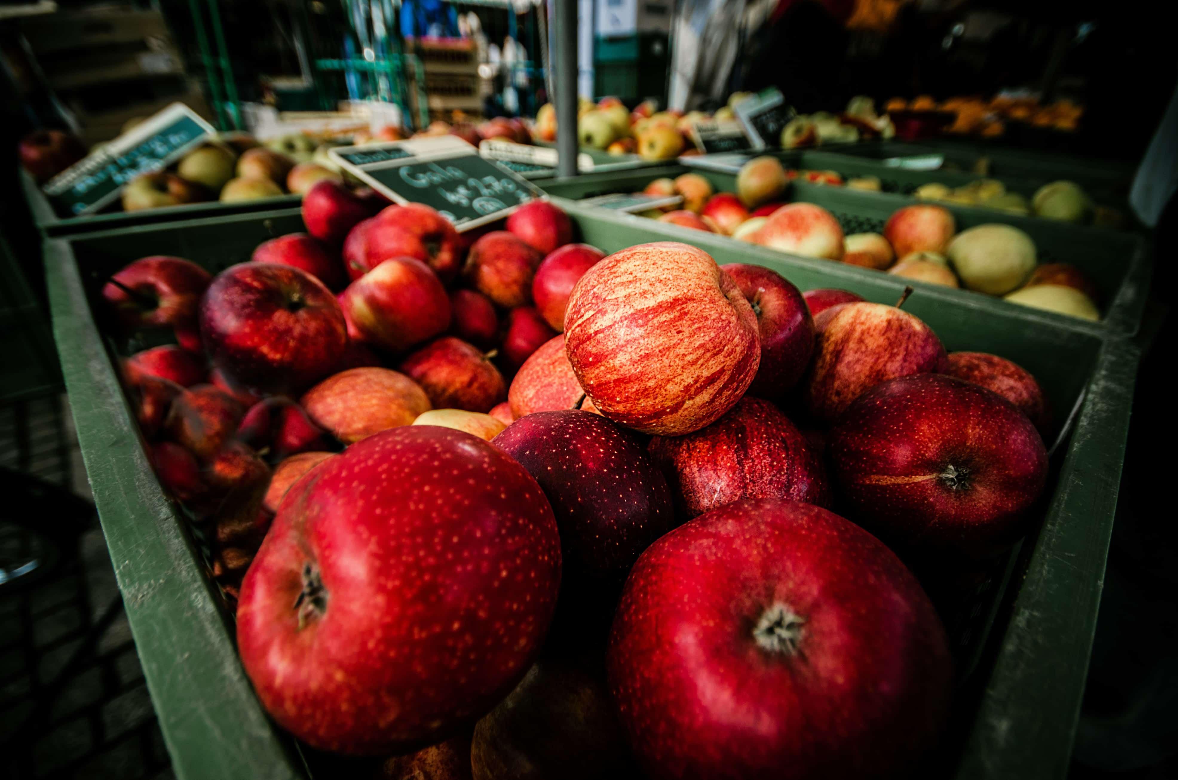 Bio-Apfelernte 2017 – wichtige Information für unsere Kunden