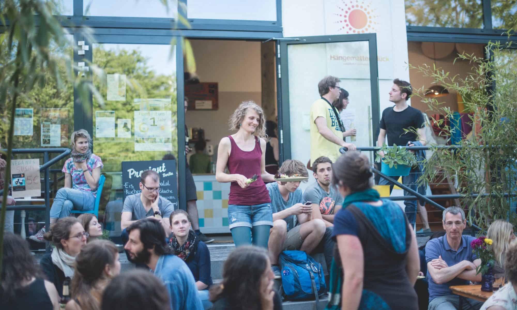 Frühjahrsfest im Pausenraum in Freiburg – 05./06. Mai 2018
