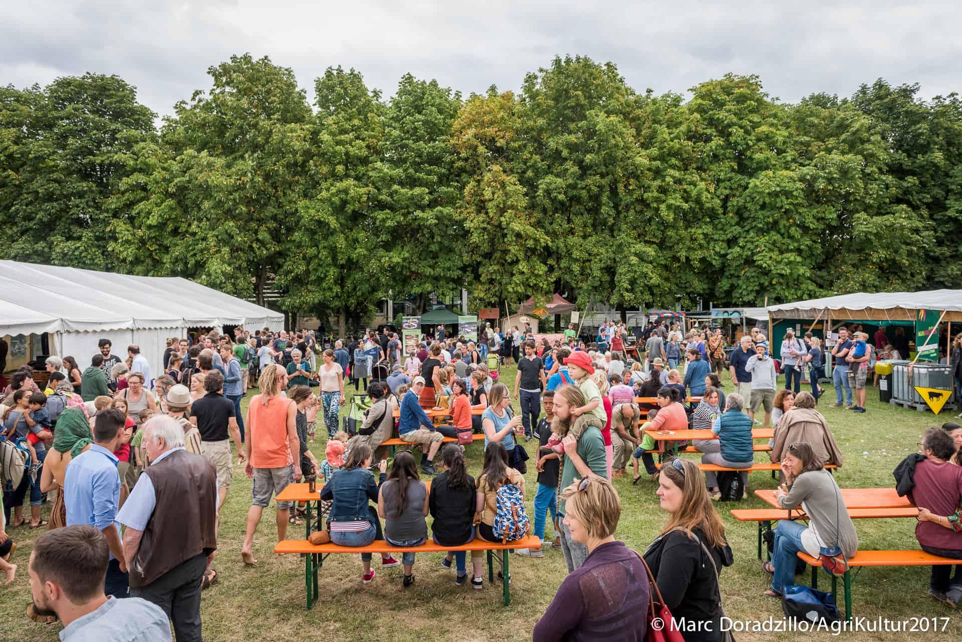 20.07. bis 22.07. – AgriKulturFestival in Freiburg